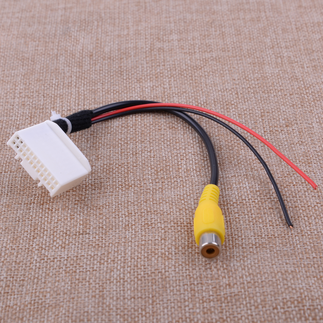 Revers Parking Camera Cable Connector Wire Harness Fit For