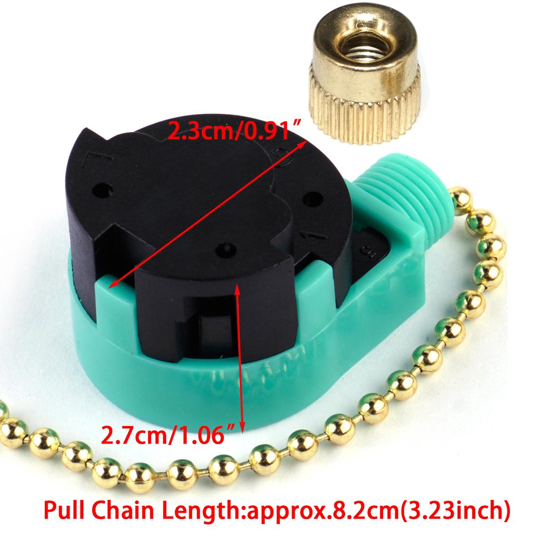 Zing Ear Ze 268s6 208s6 Switch 3 Speed Pull Chain Control Fan Jin You Ceiling Wiring 4 Easy Installation