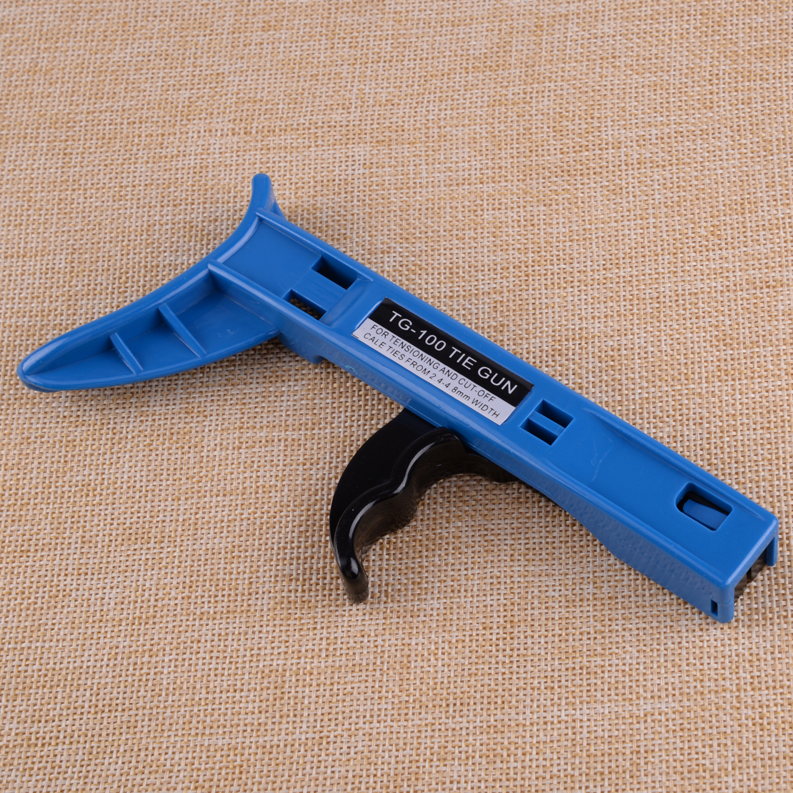Auto Cable Ties Tensioner// Cutter For Tensioin /& Cut-Off Nylon Cable Ties