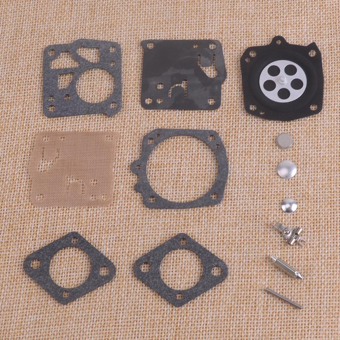 RK-35HS Kit De Réparation Convient Pour Wacker Rammer BTS 1030 1035 HS Tillotson Carbs DR95